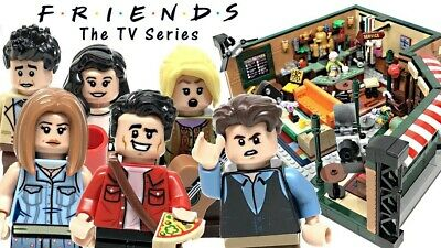 $98 • Buy LEGO Ideas Central Perk 21319 * Friends The Television Series * Brand New