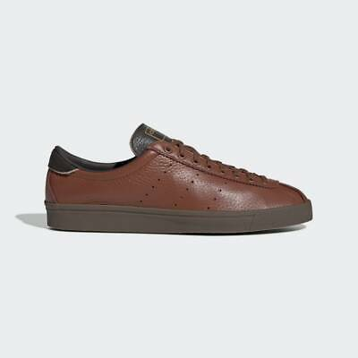 $ CDN189.97 • Buy Adidas Originals Men's Red Brown Leather Lacombe Casual Shoes EE5751