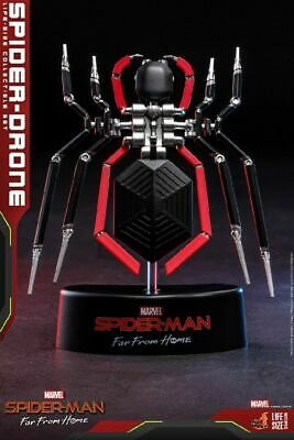 $ CDN153.39 • Buy 1/1 Hot Toys SPIDER-Drone LMS011 Spiderman Far From Home Mini Tracker Figure Toy