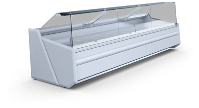 Luzon Deep Serve Over Counter, Meat Display Fridge, Deli Chiller Plug In 3.75m  • 3,650£