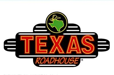 $39.99 • Buy $50 Texas Roadhouse Gift Certificate (Instant Email Or Mail Delivery)
