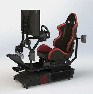 Logitech GTL 2.0L PS4, Xbox One, PC Motion Simulator UK Made Racing Cockpit • 3,750£