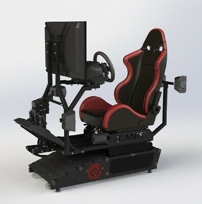 Thrustmaster GTL 2.0L PS4, Xbox One, PC Motion Simulator UK Made Racing Cockpit • 3,950£