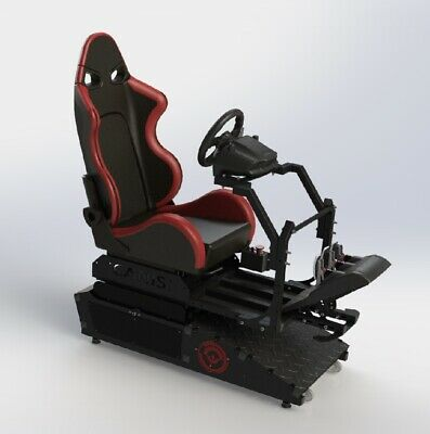 Logitech GTL 2.0L PS4, Xbox One, PC Motion Simulator UK Made Racing Cockpit • 3,530£