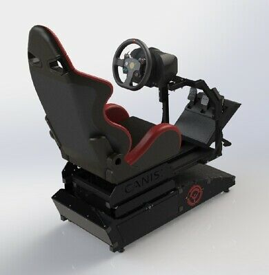 Thrustmaster GTL 2.0L PS4, Xbox One, PC Motion Simulator UK Made Racing Cockpit • 3,810£