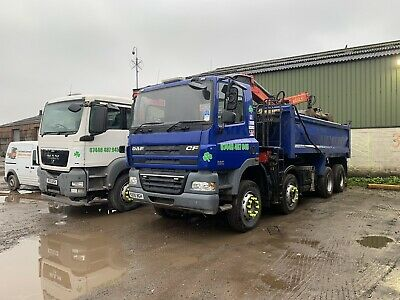 £180 • Buy Grab Lorry - Muck/Soil Away Services - Aggregates-mini Digger & Driver