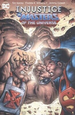 $14.86 • Buy Injustice Vs The Masters Of The Universe Tpb Reps 1-6  New/unread