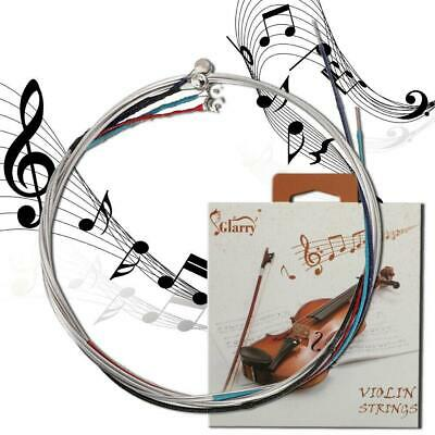 $4.89 • Buy New A703 E/A/D/G Strings Suitable For 1/4 1/2 3/4 4/4 Size Violin Fiddle