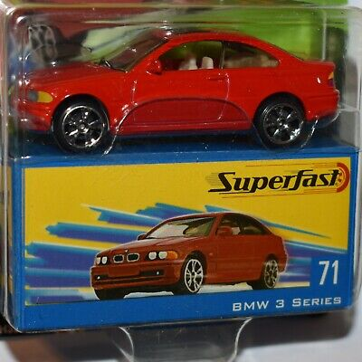 $9.99 • Buy Matchbox BMW 3 Series 2 Door Red 2004 Superfast 35th Anniversary Edition 318 325