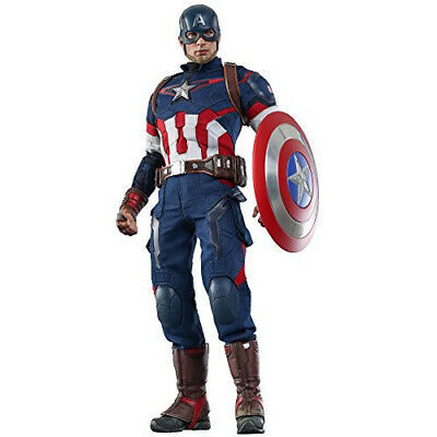 $ CDN1079.45 • Buy Movie Masterpiece The Avengers: Age Of Ultron Captain America 1/6 Scale Pl [NEW]