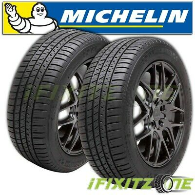 $517.88 • Buy 2 Michelin Pilot Sport A/S 3+ All Season UHP Performance 275/35R18 95Y Tires