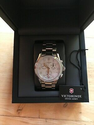 Victorinox Swiss Army Watch In Perfect Condition  • 300£