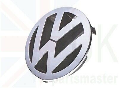 Vw Touareg 11-14 New Genuine Front Chrome Vw Bonnet Badge Emblem 7p6853601aulm • 54.98£
