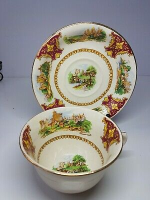Sampson Bridgwood Old British Castles Richmond Castle Etc • 15£