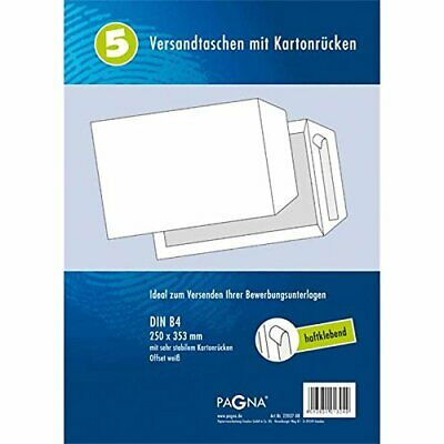 AU49.08 • Buy Pagna 2202708Envelopes DIN B4, Set Of 5, White