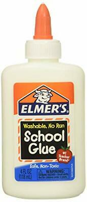 AU44.93 • Buy Elmers Washable No-Run School Glue, 4 Oz, 1 Bottle E304 - Pack Of 4