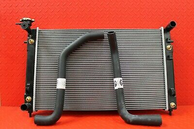 AU140.60 • Buy Holden VT VX Commodore Radiator 3.8L 6cyl H/D W/ Top & Bottom Hoses & Cap!!