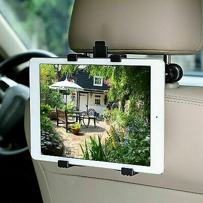 Windscreen Car Holder 360° Mount Suction For IPhone For IPad &  6 To 11  Tablet • 6.25£