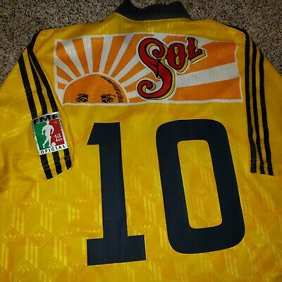 $70 • Buy Adidas Club America Jersey Local 1998, Cuauhtemoc Blanco, Liga Mx