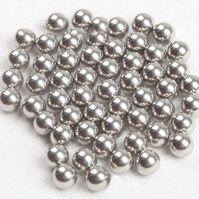 AU15.59 • Buy 6mm Steel Ball Hunting Bearing Ammo Catapult Outdoor Games Slingshot 200Pcs