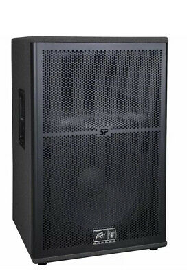 $500 • Buy Peavey 3614800 Sp 2 15  2-way Full Range Speaker System W/ Black Widow Woofer