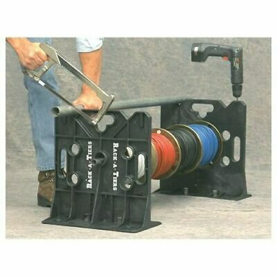 £79.99 • Buy Rack-A-Tier RT1 Cable Wire Spooler Dispenser, Cable Drum Roller, Work Bench