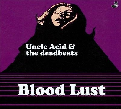 $14.33 • Buy Uncle Acid And The Deadbeats : Blood Lust Heavy Metal 1 Disc CD