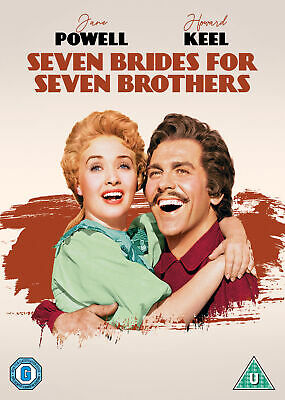 £4.99 • Buy Seven Brides For Seven Brothers [1954] (DVD) Jane Powell, Howard Keel