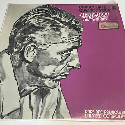 Stan Kenton And His Orchestra : Artistry In Jazz • 5£