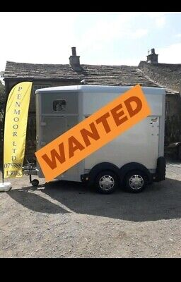 🌟ifor Williams Hb506, Hb511, Wanted Wanted • 4,200£