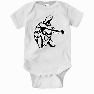 £10.14 • Buy Grateful Dead Terrapin Turtle Romper. Cute Gift Baby Clothes One Piece JumpSuit