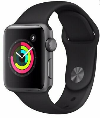$ CDN338.88 • Buy Apple Watch Series 3 GPS - 38mm - Sport Band - Aluminum Case