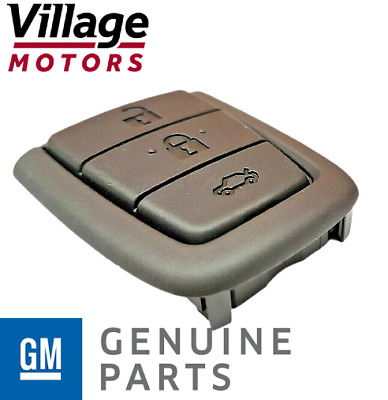 AU8.90 • Buy NEW Genuine GM Holden VE & HSV Commodore Key Remote Buttons  SEDAN | 92245049