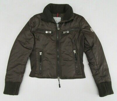 AU310.20 • Buy MONCLER WOMEN'S Down JACKET BROWN  Size 0