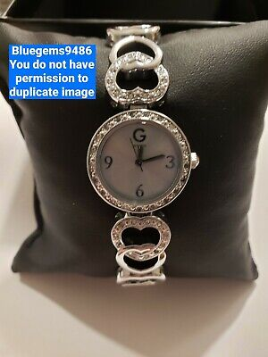 $ CDN120.53 • Buy Women's Guess Hearts Watch By Guess