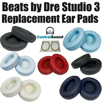 Genuine Beats By Dr Dre Studio 3 Wireless Headphones Ear Pads Cushion Part A1914 • 14.17£