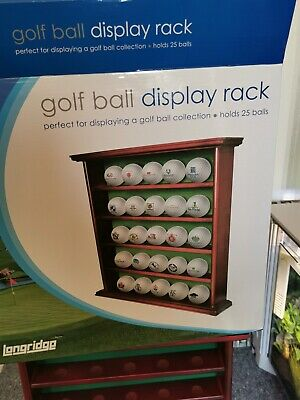 Longridge 25 Ball Display Rack Used Will Need A Little Work To Cover Some Marks • 14.99£