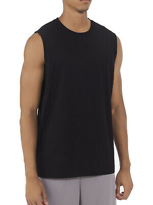 $8 • Buy Russell Athletic Men's Dri-Power Cotton Performance Athletic Muscle Tee 64mttm0