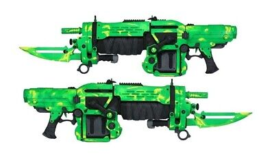 $240.34 • Buy GEARS OF WAR 3 - Retro 'Electric Green' Edition Lancer Prop Replica (NECA) #RARE
