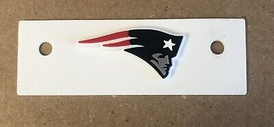 $10 • Buy New England Patriots 3D Front Bumper Full Size Proline