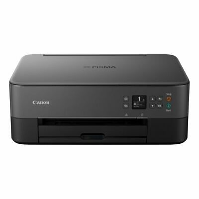 View Details Canon PIXMA TS5320 Wireless Color Inkjet All-In-One Printer, Black, 3773C002 • 49.99$