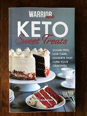 $27 • Buy Keto Zone Diet: KETO SWEET TREATS Sugar Free Low Carb Desserts Ketogenic Diet