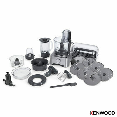 View Details Kenwood Multipro Excel Food Processor FPM910 • 398.97£