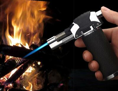Micro Butane Gas Blow Lighter Torch Welding Soldering Refillable Cooking Lighter • 7.99£
