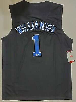$699.99 • Buy Zion Williamson Autographed Duke Nike Jersey PSA Certified New Orleans Pelicans