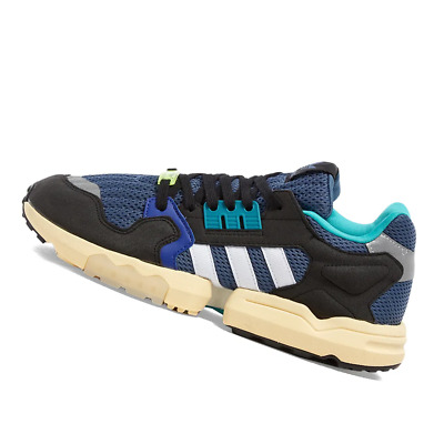 AU170.95 • Buy ADIDAS MENS Shoes ZX Torsion - Tech Ink, Black & White - EE4796