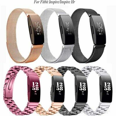 AU15.99 • Buy OZ Replacement Band Milanese / Metal Watch Strap For Fitbit Inspire HR/ Inspire