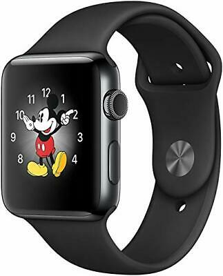 $ CDN104.31 • Buy Apple Watch Series 2 Ceramic Back 42mm Stainless Case GPS