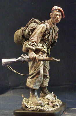 AC Models French/Vietnamese Para Indochina Unpainted Resin 1/16th Figure Kit • 41.99£