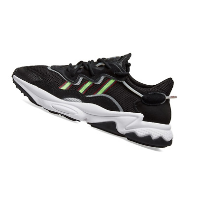 AU152.95 • Buy ADIDAS MENS Shoes Ozweego - Black, Green & Onix - EE7002